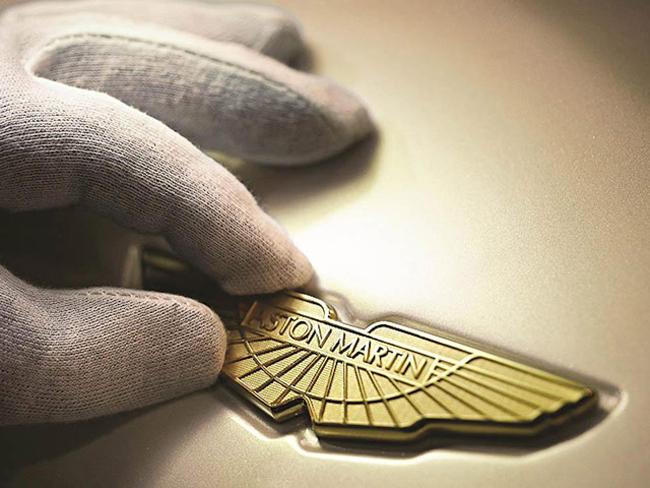 Aston Martin отмечает год Дракона специальной серией