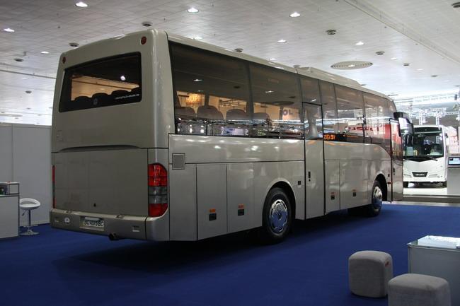 Ганноверский автосалон 2012: ЛАЗ