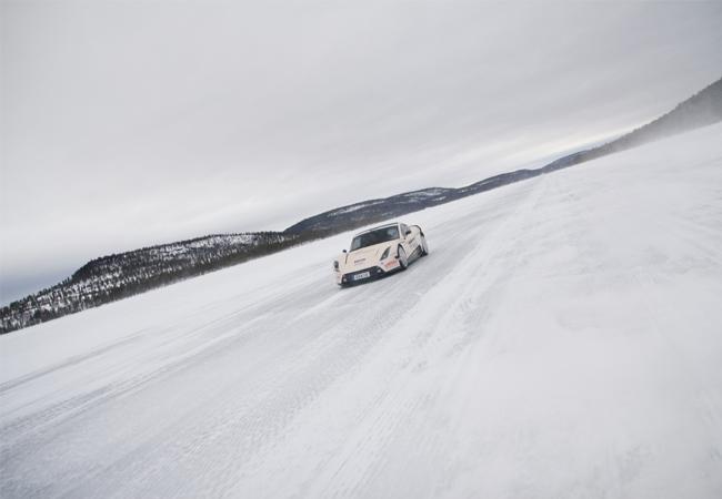 рекорд скорости на льду