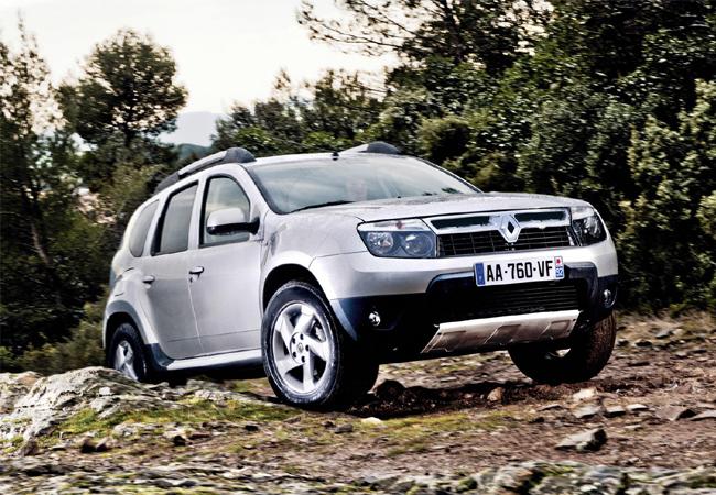 поставки Renault в Украину