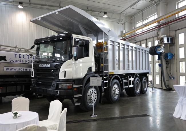 Грузовики Scania