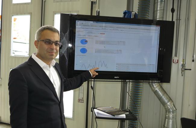 Cистема слежения за автопарком Scania FMS