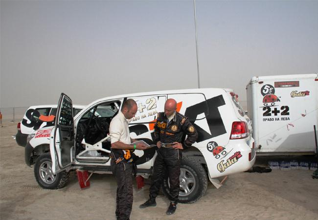 SIXT UKRAINE на Seeline Cross-Country Rally 2012