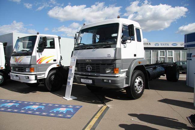 грузовики Tata