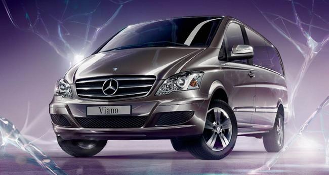 Mercedes-Benz Viano Activity 4MATIC