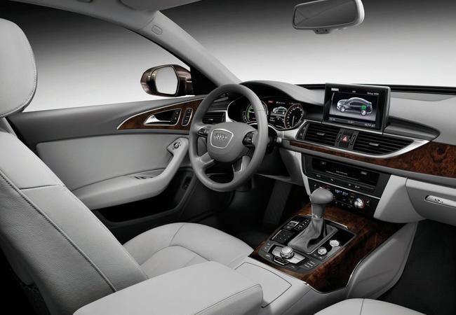Пекинский автосалон 2012: Audi A6 L-e-tron