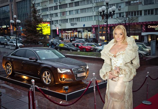 Audi автомобильный партнер «Мисс Украина 2012»