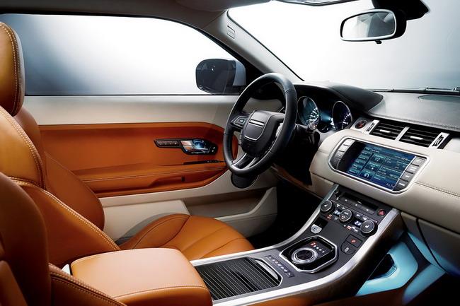 Range Rover Evoque - Женский автомобиль 2012
