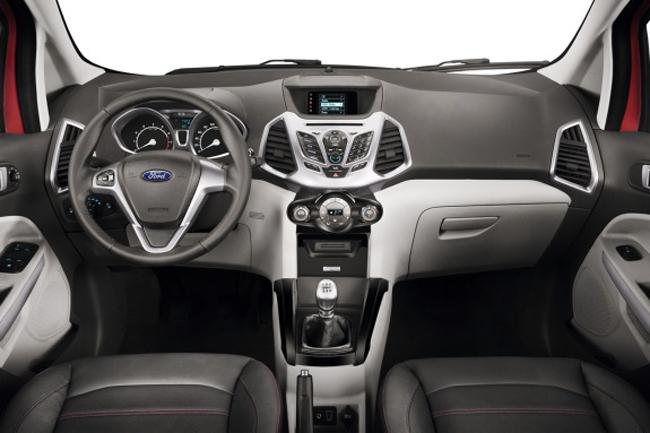 Ford представил новый кроссовер EcoSport