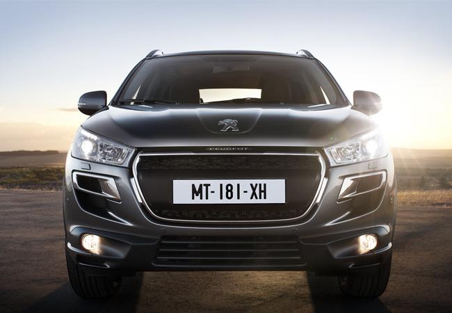 В Украине стартовали продажи Peugeot 4008