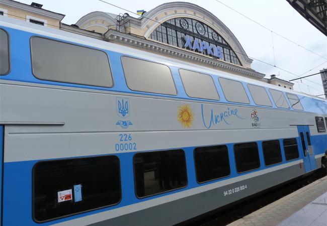 Электропоезд Skoda