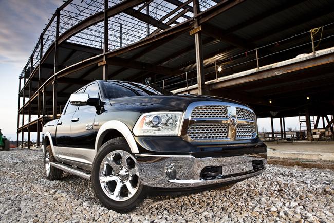 Новый Dodge Ram 1500