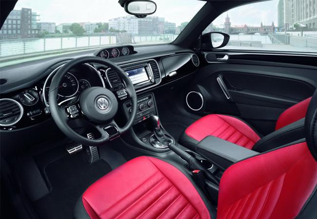 кабриолет Volkswagen Beetle