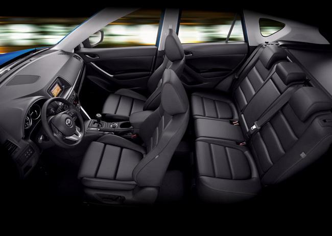 Новая Mazda CX-5 2013