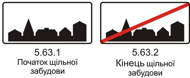 Новые знаки ПДД 2013