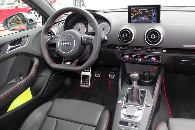 Тест Audi S3