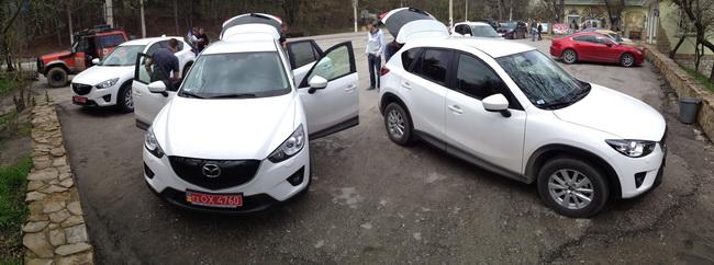 цена новой Mazda CX-5 Украине