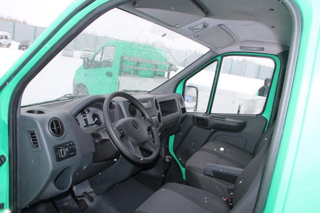 Новая модель ГАЗа