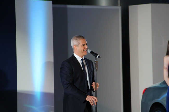 Презентация Maserati Quattroporte в Украине