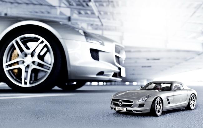Новая коллекция Mercedes-Benz