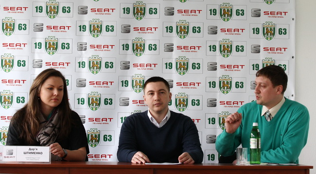 SEAT та ФК «Карпати»