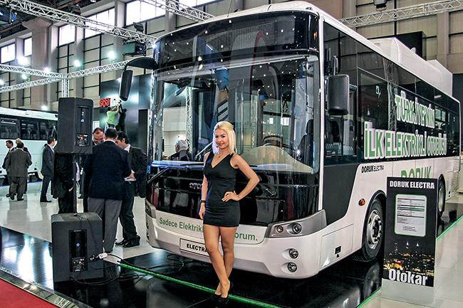 Busworld Turkey 2014