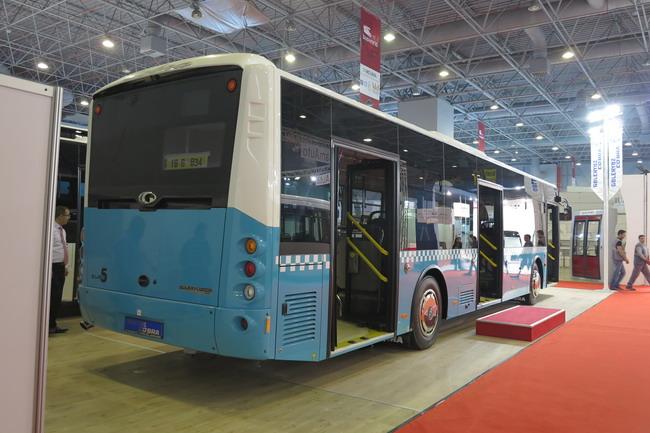 Автобусы Guleryuz