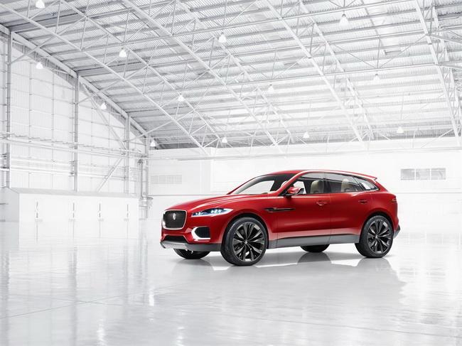 Jaguar начал ходовые испытания будущего кроссовера