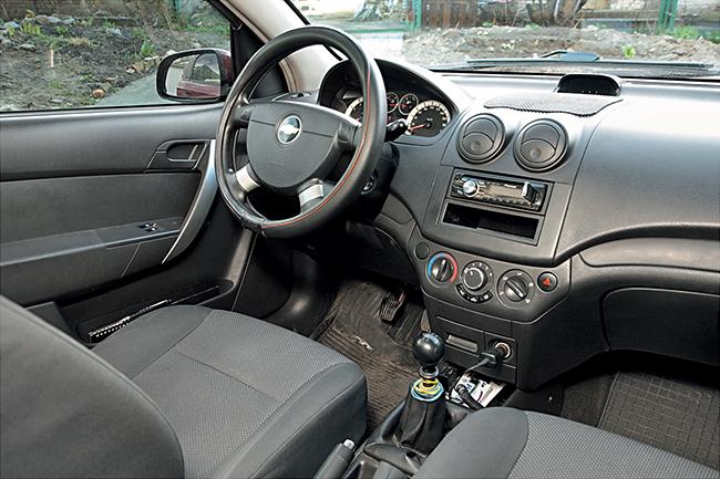 Сравнительный тест Chevrolet Aveo - Kia Rio