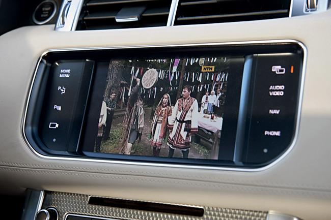 Тест-драйв Range Rover Sport Autobiography 3.0 V6 Supercharged