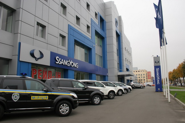 SsangYong можно приобрести от 2,01% годовых