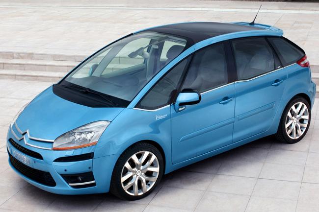 Новый Citroen C4 Picasso поступил в продажу в Украине