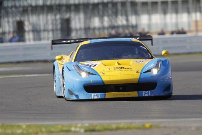 Team Ukraine racing with Ferrari начинает с победы в ELMS