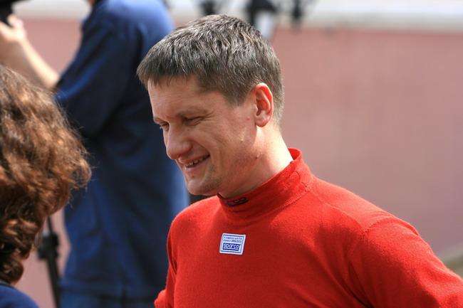 Mentos Ascania Racing стартует на «Александров Ралли 2011»