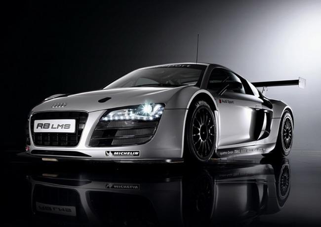 Audi R8 LMS: гоночный симулятор для Sony PlayStation