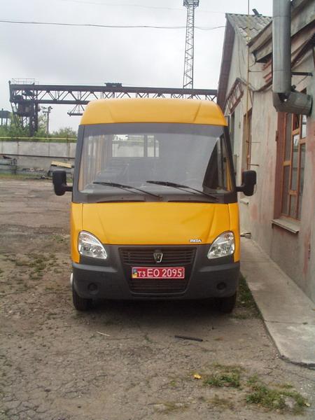 «АИС» представляет новые автобусы «Рута» на платформе «ГАЗели-Бизнес»