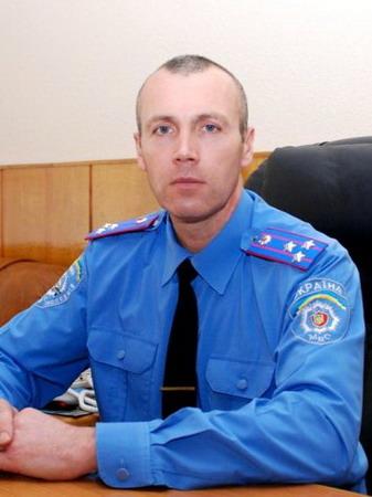 Игорь Опанасенко ГАИ г. Киева