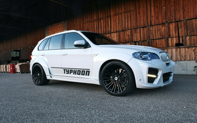 G-POWER доработал BMW X5