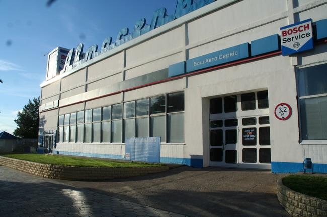 СТО Bosch Service ы Симферополе.