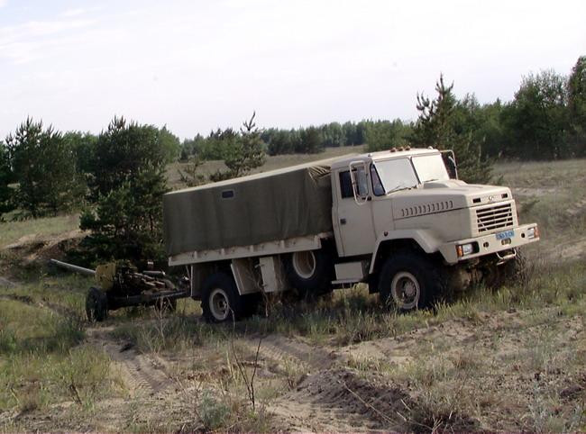 КрАЗ-5233 «Спецназ»