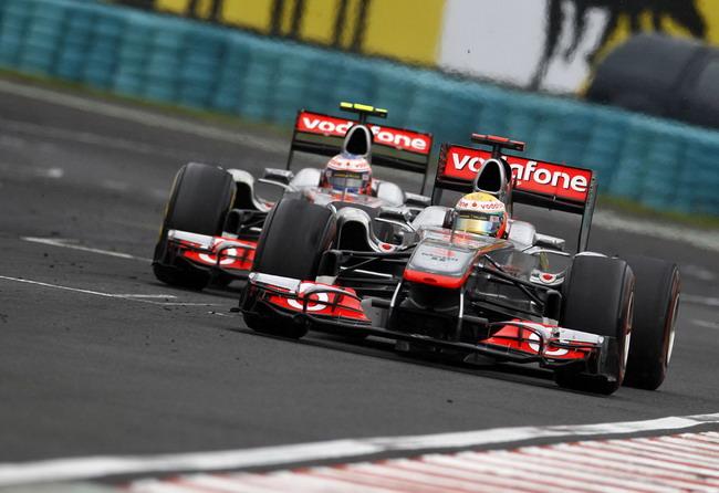 Формула 1: Дженсон Баттон выиграл Гран-при Венгрии