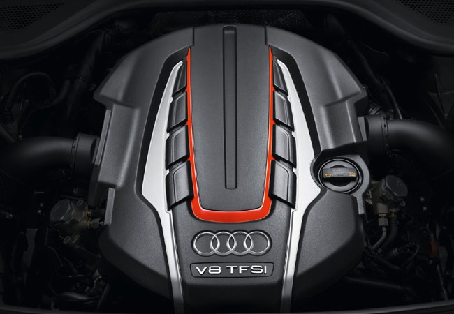 Двигатель Audi 4.0 TFSI