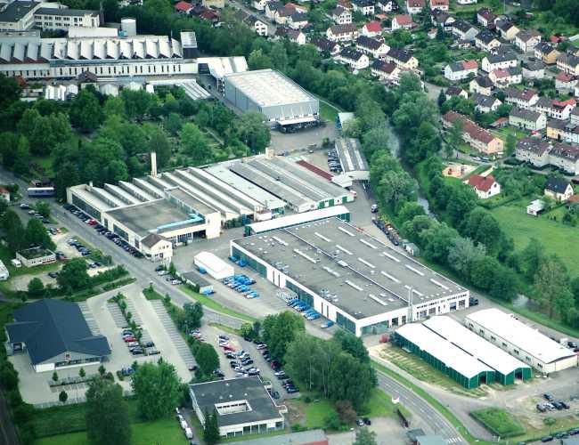 Завод Binz в Лорхе