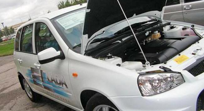 электромобили El Lada