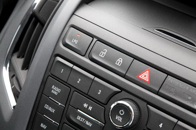 Новый Opel Zafira Tourer может работать на газе