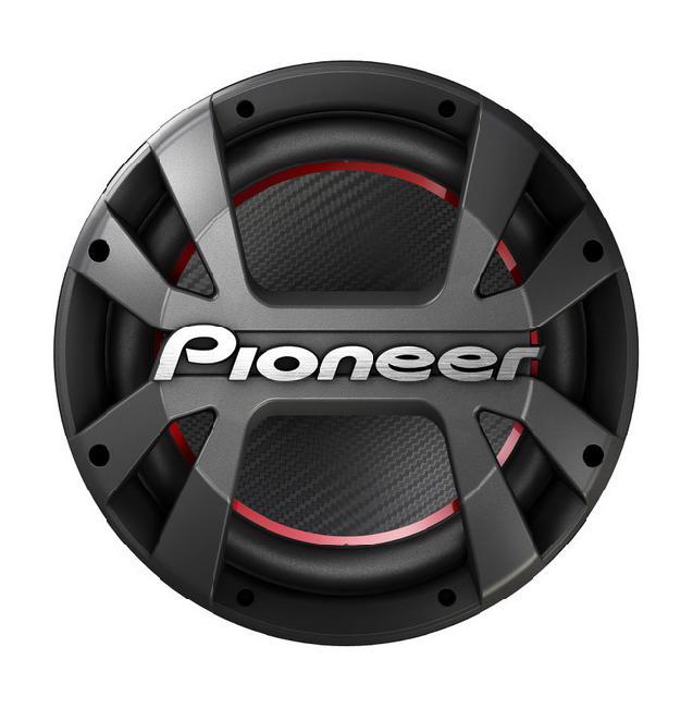 пассивный корпусный сабвуфер Pioneer