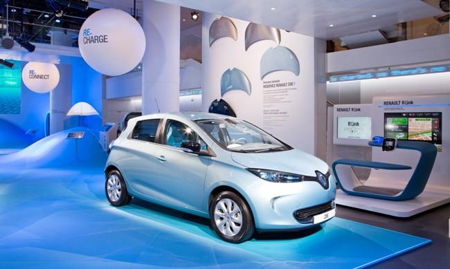 Устройство электромобиля