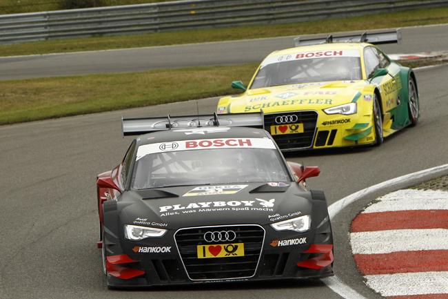 Гонки DTM 2012