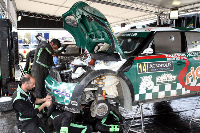 WRC Team Mini