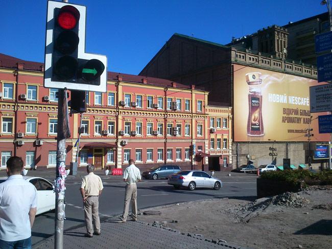 Говорить о масштабных работах по реконструкции Почтовой площади пока не приходится